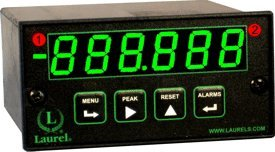 Laurel Selling Beauty products rankings Electronics L51306 Serial Input 6-Digit Meter Rem Panel
