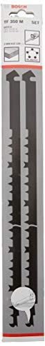 Bosch Professional 2 608 632 120 hojas de sierra TF 350 M,...