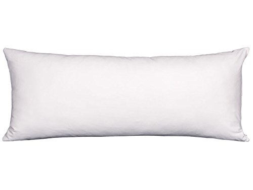 MB - Funda Almohada Tencel Blanco - 80x40 cm - Transpirable e Impermeable
