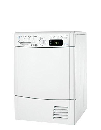 Indesit IDPE G45 A1 ECO (EU) A+ Freestanding 8kg Front-load Color blanco - Secadora (Independiente, Carga frontal, Condensación, A+, Color blanco, C)