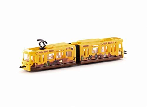 SIKU -   1615, Straßenbahn,