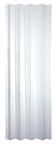 LTL Home Products CT3280TL Contempra Interior Accordion Folding Door, Sand White