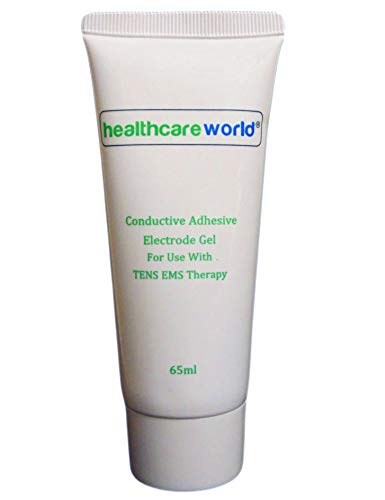 Conductive TENS Gel Adhesive Electrode Gel For TENS Therapy by Healthcare World