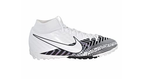 Nike Mens Superfly 7 Academy MDS TF Sport Soccer Shoes White...
