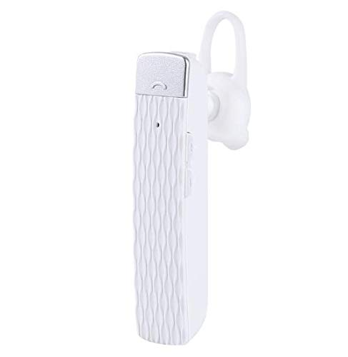 KABINA YM 26 Bluetooth mini-koptelefoon draadloos Intelligent Direct Artefacto voor commerciële overzetters, T2, wit, uniseks, volwassenen, M
