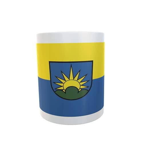 U24 Tasse Kaffeebecher Mug Cup Flagge Dobel
