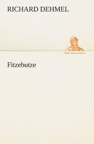 Fitzebutze (TREDITION CLASSICS)