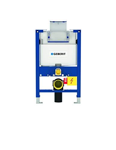 GEBERIT-Tragegerüst für frei hängendes WC-GEBERIT Duofix Tragegerüst Omega-Wandleuchte 111.008.00.1 12 cm
