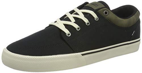 Globe Unisex Gs. Sneaker, Black Olive, 46 EU