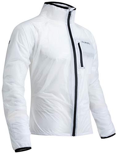 Acerbis Dek Pack Regenjacke Weiß S