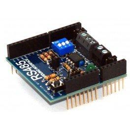Mectronica srl - Shield Arduino interfaccia RS485 professionale universale 3,3V 5V MAX485