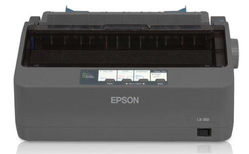 Epson LX-350 EU Matrixdrucker (9-Nadeln, USB 2.0) schwarz