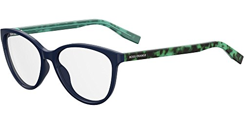 BOSS Brillen Orange BO 0202 BLUE LIGHT GREEN HAVANA Damenbrillen