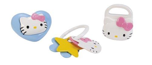 Simba 104014856 - Hello Kitty 3-er Rasselset