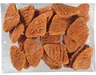 Tyson Red Label Hot N Spicy Breaded Chicken Breast Patty, 5 Pound -- 2 per case.