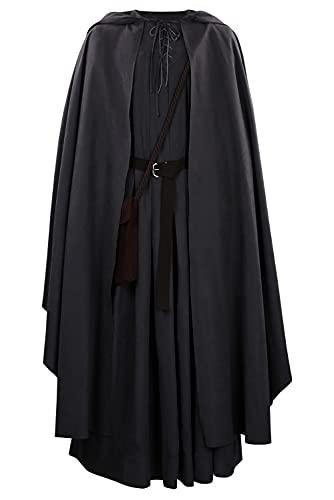Enhopty Mithrandir - Disfraz de Halloween Carnival para mujer, talla S