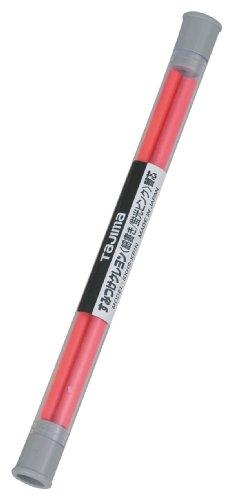 タジマ(Tajima) すみつけクレヨン(細書き4.0mm) 蛍光ピンク替芯(3本入) SKHS-KPIN