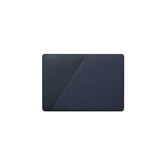 "NATIVE UNION Stow Slim for MacBook Pro 13"" (2016-2020), MacBook Air 13"" (Retina) – Premium MacBook Sleeve with Easy… 1 PREMIUM CRAFTSMANSHIP: Constructed mirroring the techniques used to craft leather goods, STOW embodies our attention to detail and utmost quality PERFECT FIT: Designed for MacBook Pro 13"" (2016-2019) and MacBook Air 13"" (Retina) REFINED DESIGN: Considered and minimal for on-the-go style. An easy access magnetic closure adds thoughtful detail to its slim design for a carry you won't want to hide away"