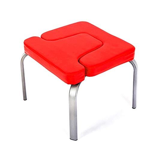 New Elegdy Yoga Inversion Chair 42x43x36cm Yoga Chair Headstand Stool Ultralight Yoga Chair Inversio...