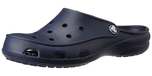 Crocs Damskie buty Freesail W Clog, niebieski granatowy 410, 34/35 EU