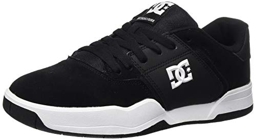 DC Shoes Central - Zapatillas de Cuero - Hombre - EU 44