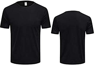 BEESCLOVER New Men's Quick Dry trainings Sports T-Shirt Fitness T Shirts Sport Gym Top Tees Workout Running Men Clothing