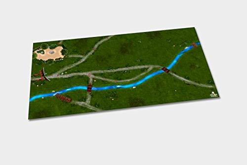 Zen Garden - Tapete para Wargames (3x6 (92x183cm))