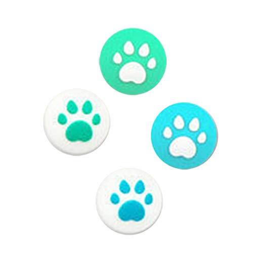 Youlin 4pcs Cat Claw Grip umb i Joyi Cover pour Nintend Switch Lite Controller