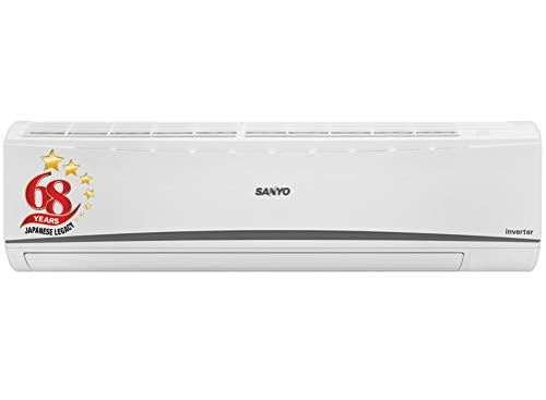 Sanyo 1.5 Ton 5 Star Dual Inverter Wide Split AC (Copper, PM 2.5 Filter, 2019 Model, SI/SO-15T5SCIA...