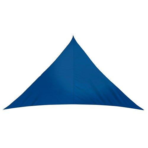 jarolift Toldo Vela Triangular (ángulo Recto) / Repelente al Agua / 600 x 420 x 420 cm/Azul