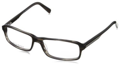 Yves Saint Laurent 2233 Damen Brille, (Dunkles Horn), Einheitsgröße