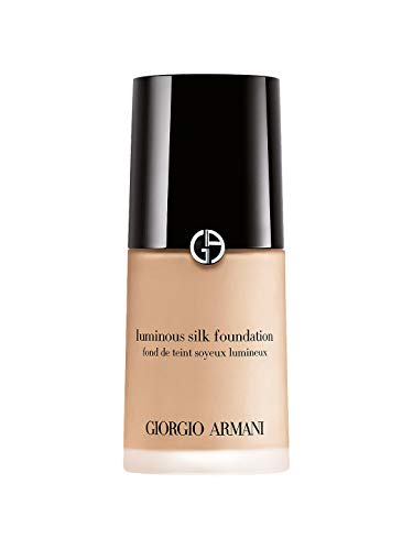 Giorgio Armani Luminous Silk Fondotinta Liquido, 04, 30 ml