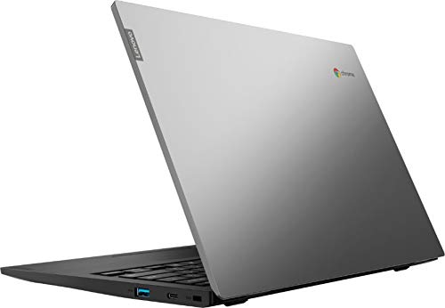 Product Image 4: Lenovo S345-14AST – 14″ FHD Touch Chromebook – AMD A6-9220C – 4GB – Radeon R5-32GB – Gray