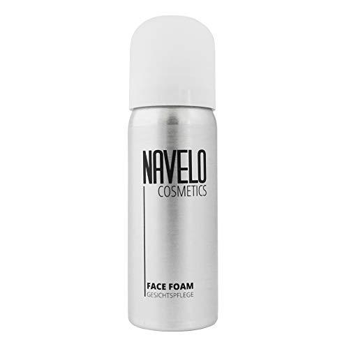 Navelo Cosmetics - Face Foam - Gesichtspflege | Gesichtsschaum ∙ Sanfte Pflege für empfindliche Haut ∙ Neurodermitis ∙ dermatologisch getestet
