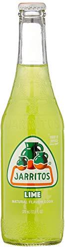 JARRITOS Limette Limonade, 6er Pack, EINWEG (6 x 370 ml)