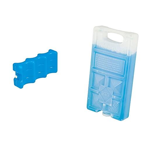 CAMPINGAZ Acumulador Frio, Azul, 22 X 10.50 X 5 Cm + 9377 Acumulador Frio, Unisex, Azul