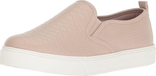 ALDO Women's Jille Slip-On Sneaker, Bone, 5