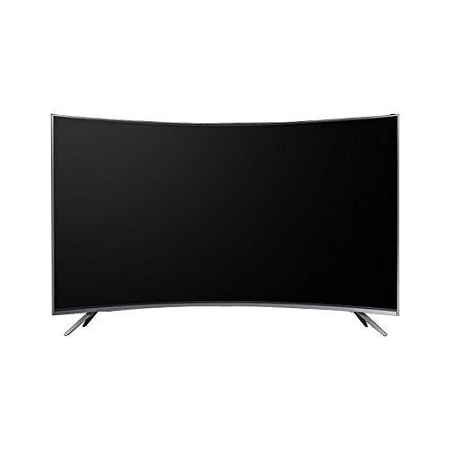 TV de 32 Pulgadas, TV de Pantalla LED Curva, TV de Pantalla 4K de Ultra definición, TV de Red WiFi Inteligente, TV con Monitor de computadora