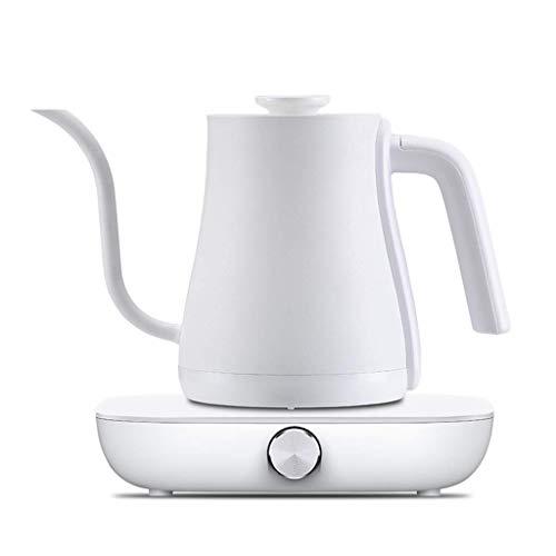 Bouilloire électrique avec contrôle de température Variable Bouilloire à col de Cygne de 06 L pour Bouilloire à café et thé Goutte à Goutte avec écran LCD et Bouilloire à Fonction de Maintien au