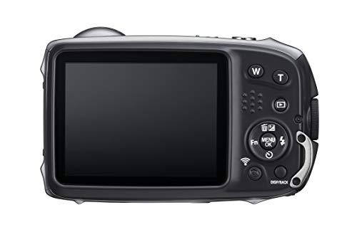 FUJIFILM 防水カメラ XP140 スカイブルー FX-XP140SB