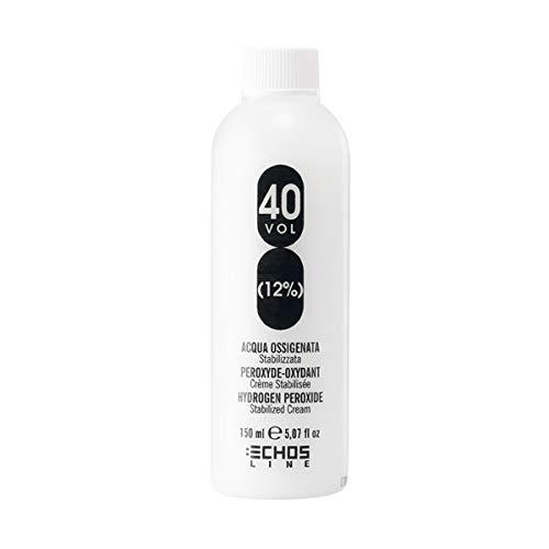 Echosline Professional Acqua Ossigenata Stabilizzata 40 Vol , 150 ml