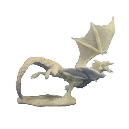 Reaper Bones Dragon Hatchling Black Miniature
