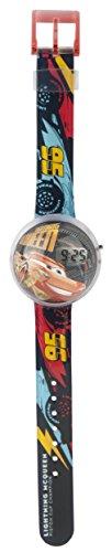 Disney DC315 Jungen-Armbanduhr mit Automotiv