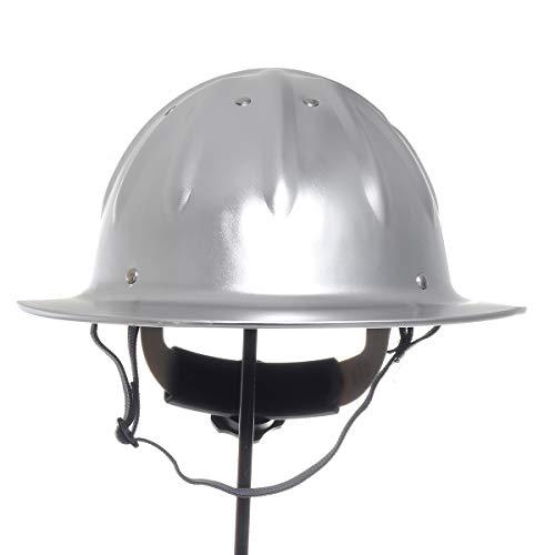ILS – Leichter Aluminium-Schutzhelm für Sicherheitshelme mit Vollkrempelkonstruktion