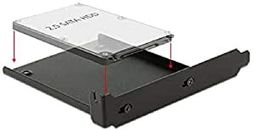 DeLOCK 18212 Universale Gabbia HDD parte del case del computer