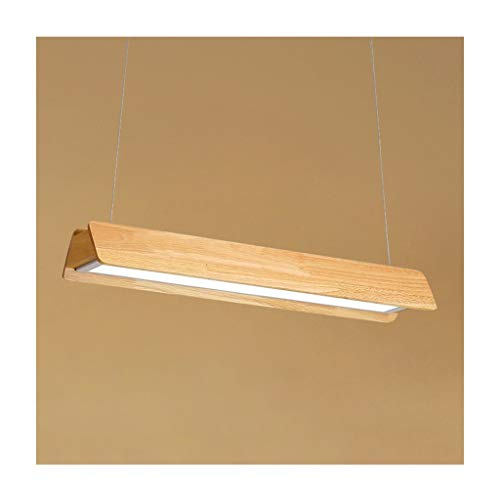@Kandelaar hanglamp kroonluchter plafondlamp woonkamer decor eettafel werkbank studie LED hout kunst acryl modern eenvoudig [energieklasse A++]