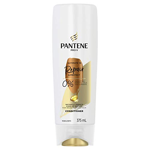 Pantene Pro-V Ultimate 10 Repair & Protect Conditioner: Stengthening Conditioner For Damaged Hair 375ml