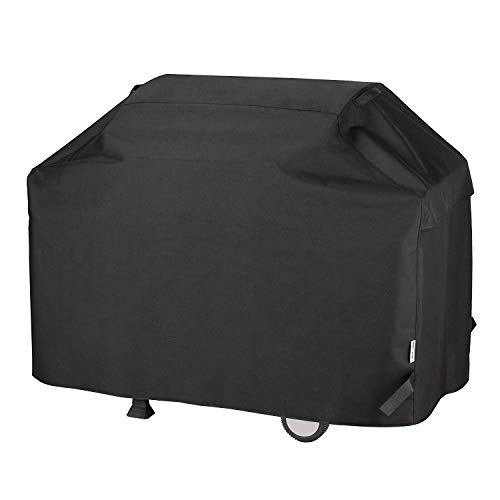Unicook Heavy Duty Waterproof Barbecue Gas Grill Cover, 70-inch BBQ Cover, Special Fade and UV Resistant Material, Durable and Convenient, Fits Grills of Weber Char-Broil Nexgrill Brinkmann and More - 30% Covers Customers Grill It Keep V4