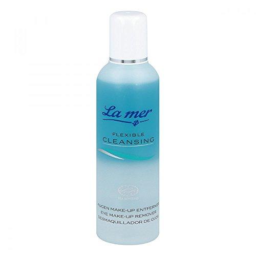 LA MER FLEXIBLE Cleansing Augen Make-up Entf.o.P. 100 ml Lotion