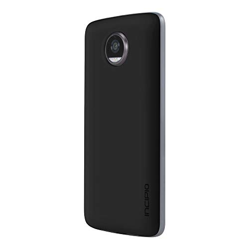 Incipio OffGrid Power Pack Backup Battery Case for Moto Z Devices - Black